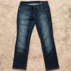 Vigoss Juniors Denim Jeans Size 5 Inseam 27